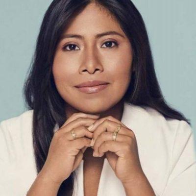 Nombran a Yalitza Aparicio embajadora de Buena Voluntad de la UNESCO