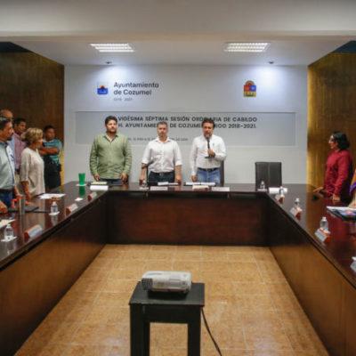 Aprueba Cabildo de Cozumel la Ley de Hacienda y de Ingresos para el Ejercicio Fiscal 2020