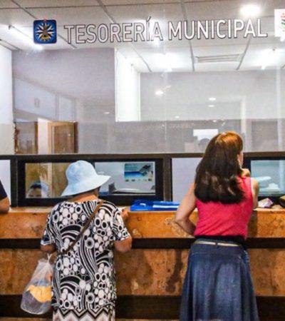 El próximo domingo arranca el programa de descuentos en el pago de impuesto predial en Isla Mujeres