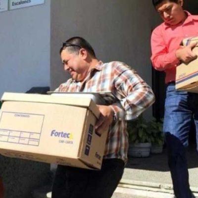 Anuncia AMLO 'otra zarandeada a la mata' de la burocracia federal, pese a despidos irregulares