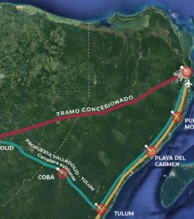 El tramo Cancún-Tulum del Tren Maya tiene viabilidad plena para ser el primero que se construya en Quintana Roo