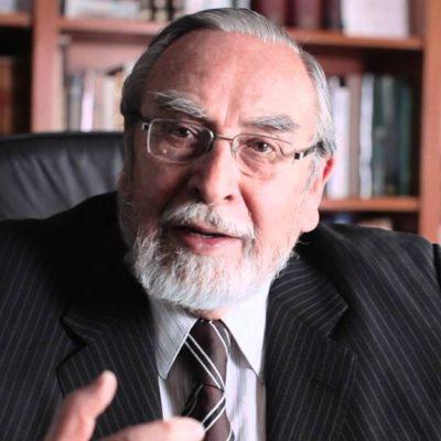 Designa AMLO a Bernardo Bátiz, ex procurador de la CDMX, consejero de la Judicatura Federal