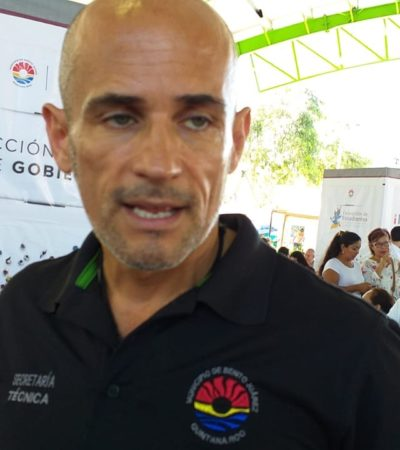 BUSCAN 'BLINDAR' LA MARCA DEL '50 ANIVERSARIO DE CANCÚN': No quiere Ayuntamiento que otros se cuelguen de los festejos del destino de mala manera