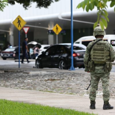 Falsa alarma: Se activa Plan de Emergencia en Aeropuerto de Cancún tras amenaza de bomba
