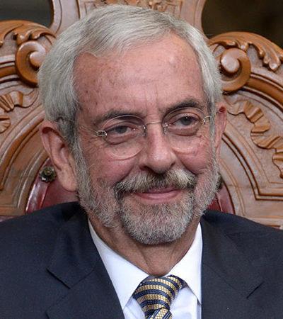 Reeligen a Enrique Graue como rector de la UNAM para el periodo 2019-2023