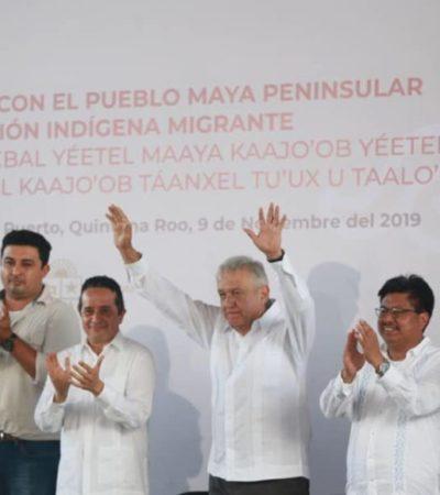 VISIÓN INTERCULTURAL | AMLO en Quintana Roo, retos y oportunidades | Por Francisco J. Rosado May