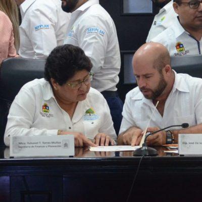 COMPARECE TITULAR DE SEFIPLAN: Descarta Yohanet Torres creación de nuevos impuestos o despidos porque buscarán ampliar la base de contribuyentes en el estado