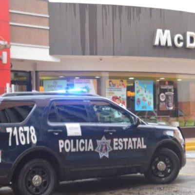 SUSTAZO: Atracan un McDonald's en Villahermosa