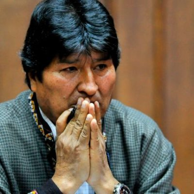 Exigen panistas a AMLO transparentar cuánto se ha gastado en manutención de Evo Morales