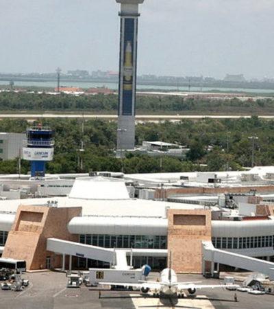 Negocian en Londres más vuelos hacia Quintana Roo