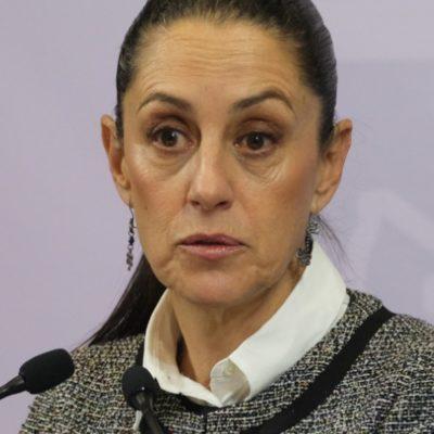 Decreta Sheinbaum Alerta de Género de la CDMX; reconoce incremento en registro de delitos de agresión sexual y violaciones