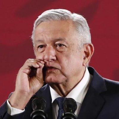 No aparece el teléfono satelital de AMLO; Oficina de la Presidencia no localiza 'evidencia' de su existencia