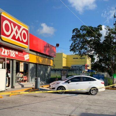 LA HIRIERON EN UN ASALTO A UN OXXO… NO SOBREVIVIÓ: Fallece mujer baleada durante atraco en Playa del Carmen