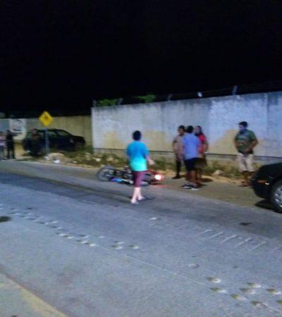 SE CONSUMA EJECUCIÓN: Muere uno de los heridos en el último ataque en Villas del Sol de Playa del Carmen