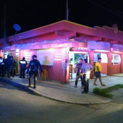 Presunto intento de ejecución en Playa del Carmen; víctima asegura que fue asalto
