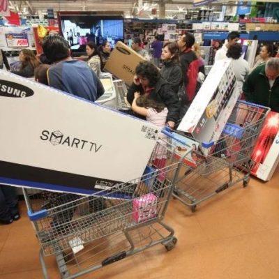 Es 'El Buen Fin' un mal chiste por bajos ingresos y desempleo, dicen pequeños comerciantes