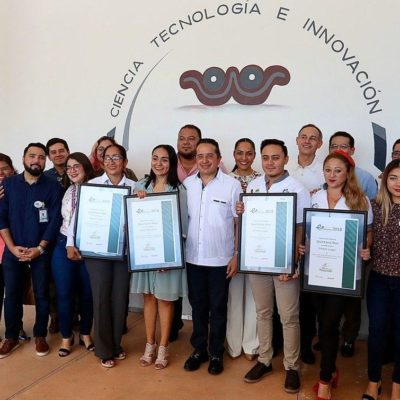 Recibe Quintana Roo cuatro premios nacionales de salud