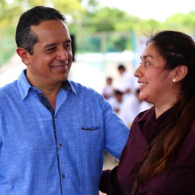 Entregará Carlos Joaquín hoy títulos de propiedad y créditos a la palabra a mujeres emprendedoras en Cozumel