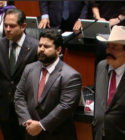 Elige el Senado a Rogelio Hernández Cázares como nuevo comisionado presidente de la CNH