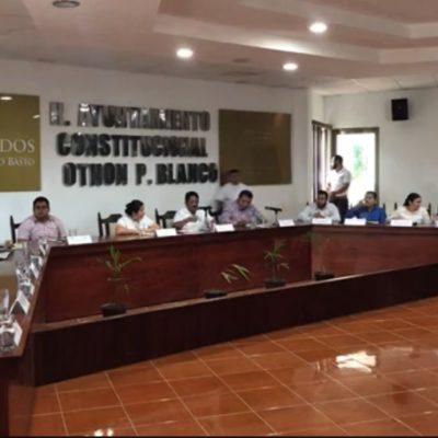 Regidor de OPB se queja que vocero le gritó al finalizar sesión de Cabildo