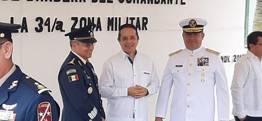 Asegura Carlos Joaquín que preparativos para el Tren Maya van por buen camino en QR