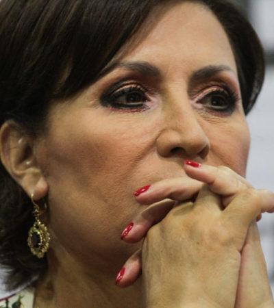 Aprueba Cámara de Diputados juicio político en contra de Rosario Robles… mientras sigue presa