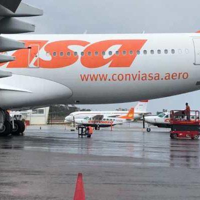 Se reanuda ruta Caracas-Cancún-Toluca