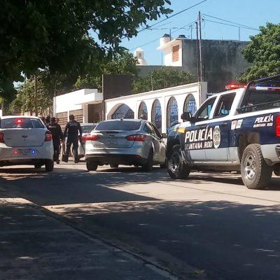 SEGUIMIENTO   Sujetos detenidos en Chetumal iban armados por pleito familiar
