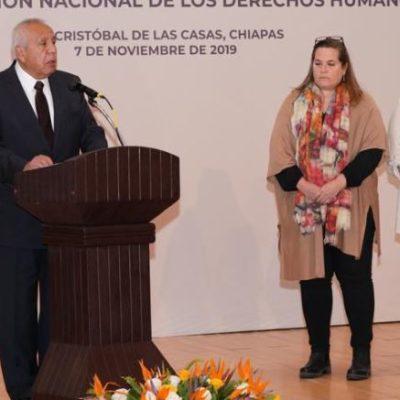 Ofrece INM disculpa pública a indígenas chipanecos confundidos con migrantes