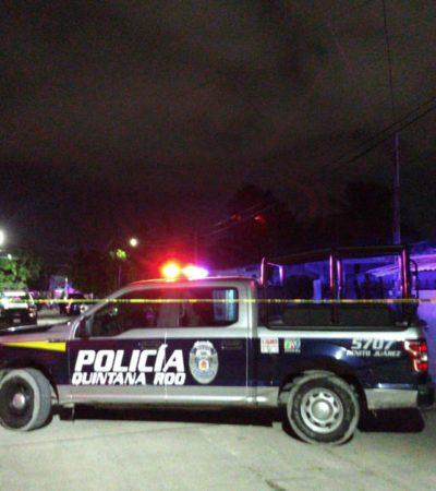 Disparan contra una vivienda y un auto en la Región 102 de Cancún; no hay lesionados