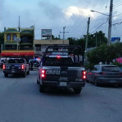 Disparan contra un presunto 'picadero' en la SM 71 de Cancún