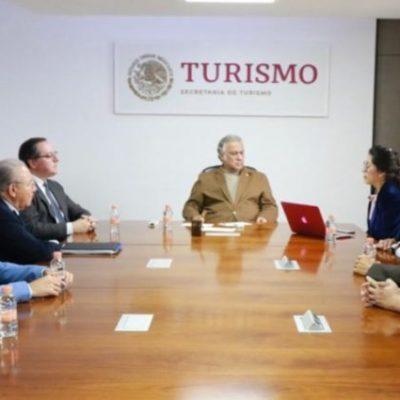 Científicos de la UNAM presentan a Sectur proyecto de aprovechamiento industrial del sargazo