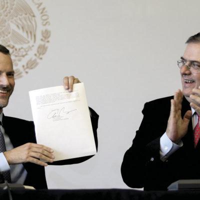 Anuncian interés del gobierno de Trump por invertir 632 mdd para gasoducto en Chiapas