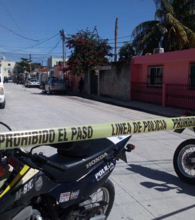 SEGUIMIENTO   FUE UN ATAQUE DIRECTO: Descartan el robo en el asesinato de un hombre en el interior de una tienda en la SM 76 de Cancún