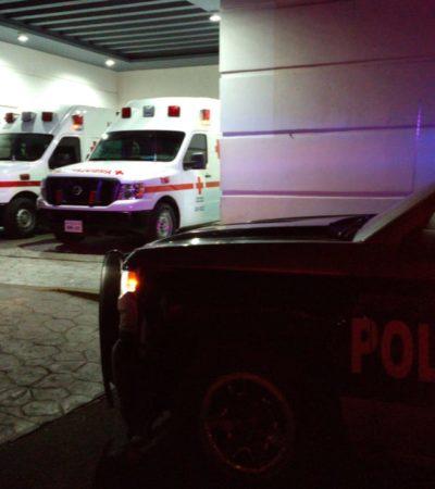 ATAQUE A BALAZOS EN BONFIL: Reportan un ejecutado y un herido