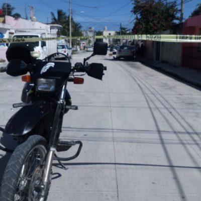 Asesinan a hombre al interior de una tienda en la SM 76 Cancún