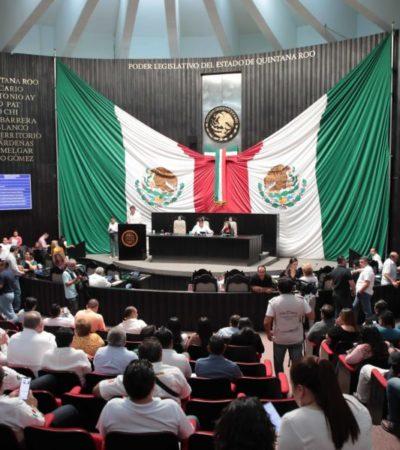 Solicitan diputados locales disminución de IVA e ISR para Quintana Roo