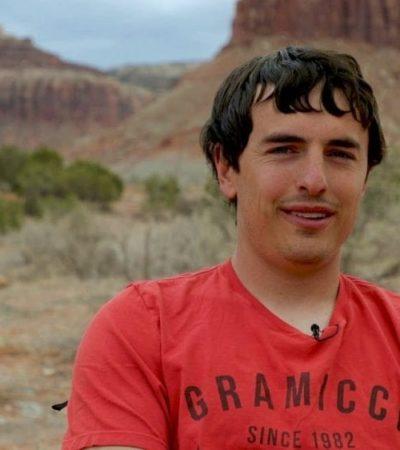 Muere el escalador Brad Gobright tras caer 300 metros en montaña de Nuevo León