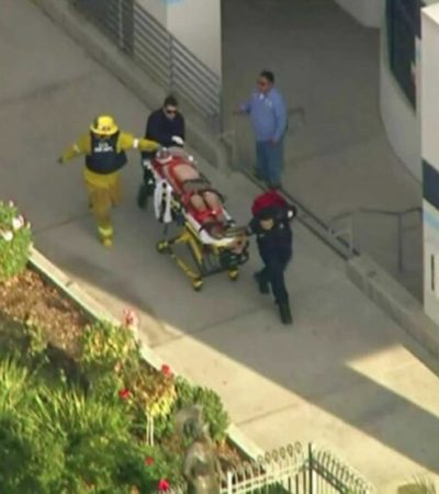 Reportan tiroteo en escuela secundaria de California; un muerto y dos heridos graves
