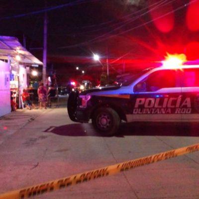 Tres personas son heridos de bala en la Región 234 en Cancún