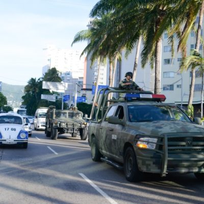 HUNDEN A ACAPULCO 16 CÉLULAS DEL NARCO: En los últimos 21 meses, se han registrado más de 1,300 muertes violentas en el otrora paraíso turístico