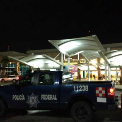 Retraso en vuelo internacional por nueva supuesta amenaza de bomba en el aeropuerto de Cancún