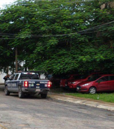 REPORTAN ASALTO CON BALAZOS EN LA SM 31: Detienen a un sospechoso del atraco a una mujer que acaba de retirar dinero para el pago de una nómina en Cancún
