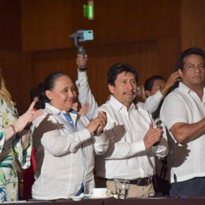 Participa Víctor Mas Tah en la Convención Nacional de Contaduría Pública en Playa del Carmen