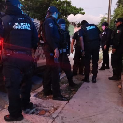 Detienen a asaltantes cancunenses en Playa