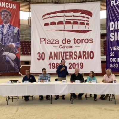 Con todo y polémica por la Ley de Protección Animal, anuncian corrida de toros en Cancún para el 20 de diciembre