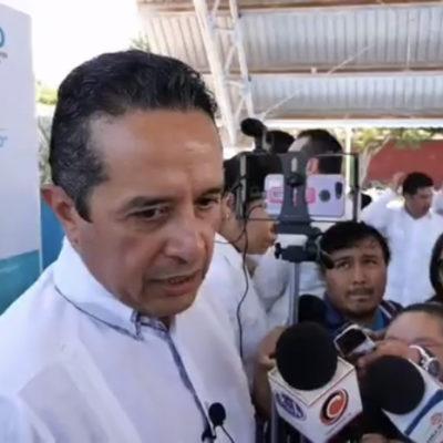 Gobierno Federal no consultó con mi administración ni con el Ayuntamiento de Cozumel para aprobar el incremento de la tarifa del ferry: Carlos Joaquín