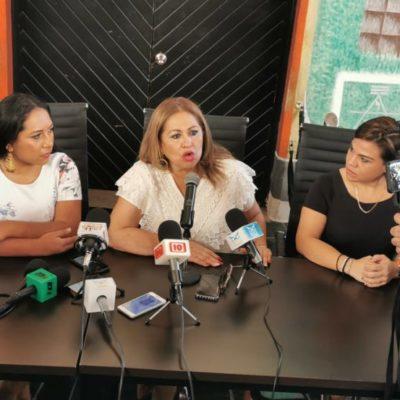 Envían a diputadas federales de Morena como 'apagafuegos' de inconformidades ciudadanas por promesas incumplidas de Andrés Manuel López Obrador, previo a su visita a QR