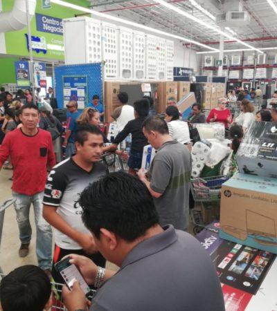 """Cierra Profeco el """"Buen Fin"""" con cifras positivas y casos resueltos a favor de consumidores en Cancún"""