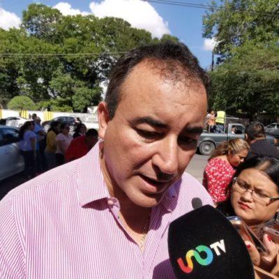 Niega José Alberto Alonso intento de intromisión de Carlos Joaquín en el proceso de renovación del PRI